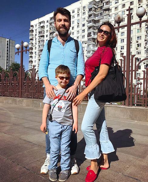 Эвелина помогла мужу похудеть на 48 килограммов. Но это не спасло брак...