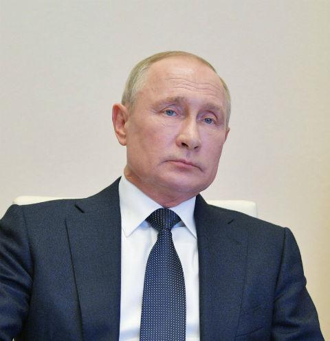 Обращение Владимира Путина накануне дня голосования