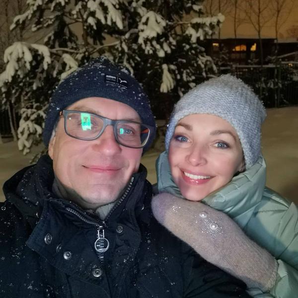 Наталия обрела женское счастье с врачом-гинекологом Николаем Семеновым