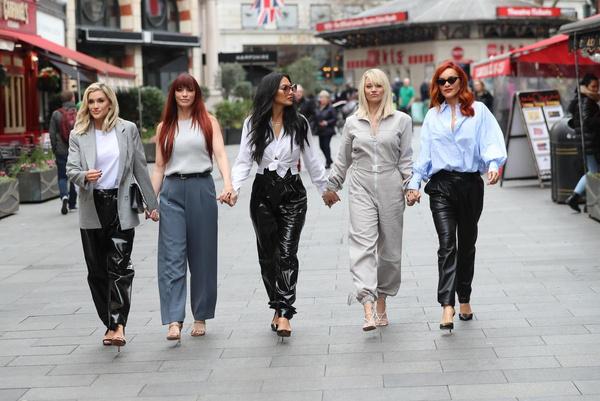 Pussycat Dolls снова в сборе
