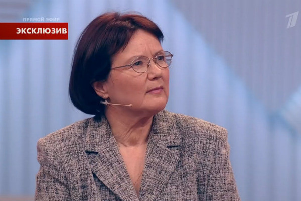 Татьяна Еремеева впервые решилась предстать перед зрителями