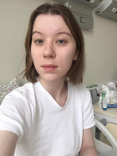 Мария Мухина ведет дневник о своем лечении