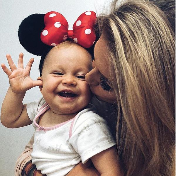 Риту не пугает статус матери- одиночки