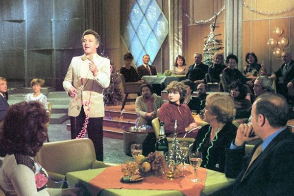 Иосиф Кобзон часто выступал в рамках знаменитой передачи