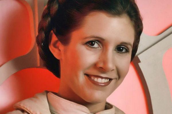 Кэрри Фишер умерла на больничной койке