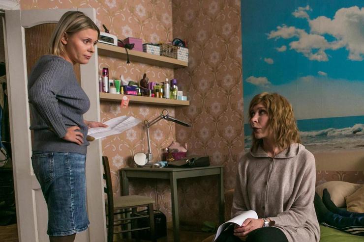По сценарию мать Ольги в сериале тоже оказалась смертельно больна