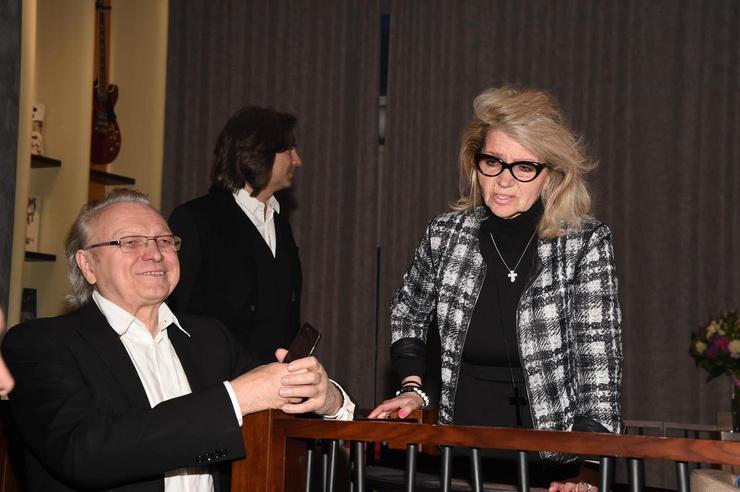 Юрий Федорович и Людмила Михайловна поженились в 1966 году.