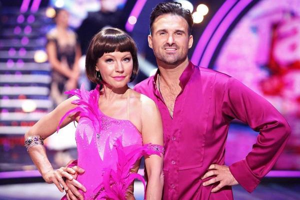 Алена в шоу «Танцы со звездами»
