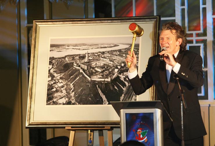 Снимок Медведева «Тобольский Кремль»был продан на аукционе за рекордный 51 миллион