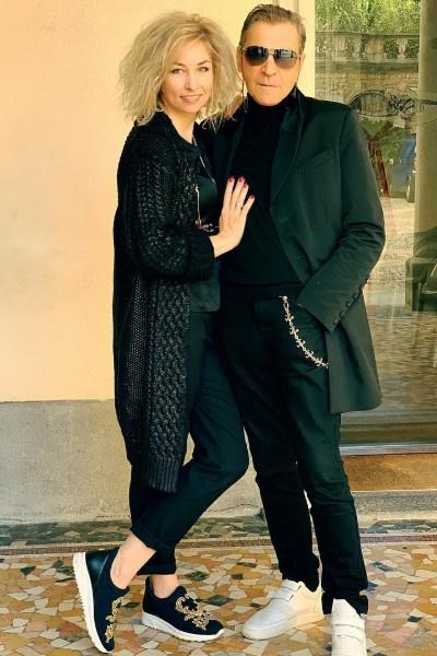 Александр Невзоров более 25 лет в браке с Лидией