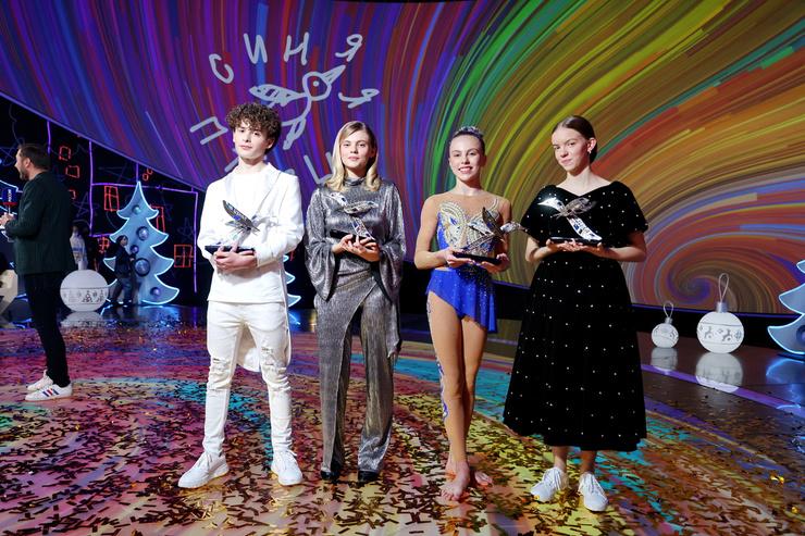 Большие «птицы» скульптора Андрея Налича и денежный приз достались четырем победителям сезона