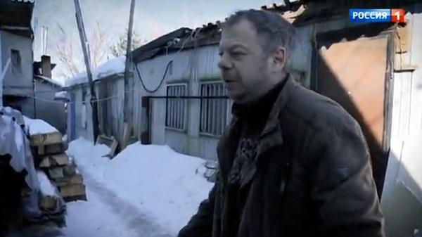 Алексей Петренко оказался без крыши над головой из-за пристрастия к алкоголю