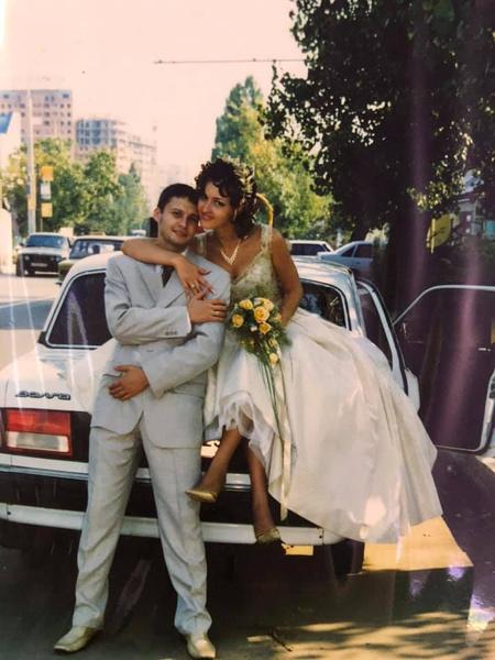 Фото со свадьбы Андрея и Анны