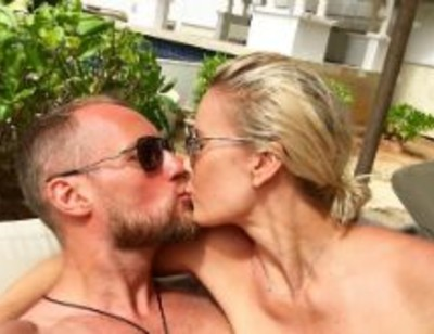 Лена Летучая устроила райский медовый месяц