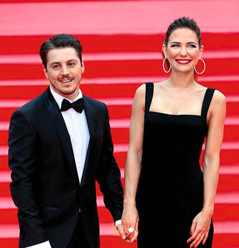 Актеры прожили в браке чуть больше трех лет