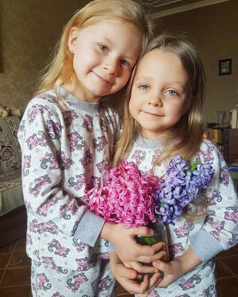 Дочери Марии Адоевцевой
