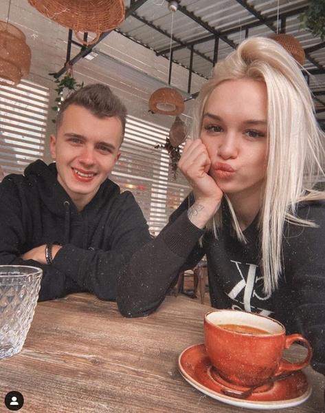 Денис Ребров и Диана Шурыгина