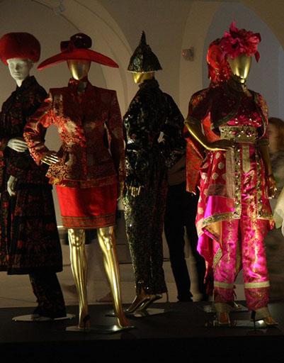 В состав экспозиции вошли более 112 моделей