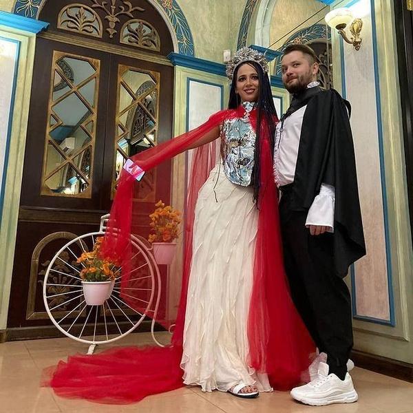 Василиса Шульгина и Михаил Сидоров