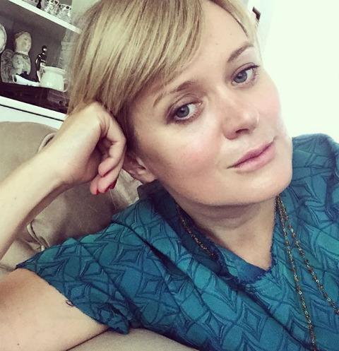 Анна Михалкова ругает себя за строгость с детьми