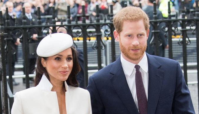 Меган Маркл и принц Гарри планируют переехать в Канаду
