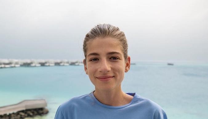 Дочь Аркадия Новикова и Feduk улетели на Мальдивы