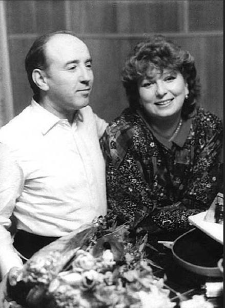 С Владимиром Крайневым Татьяна Тарасова прожила больше 30 лет
