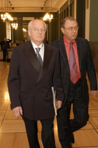 Марк Варшавер работал с Марком Захаровым много лет