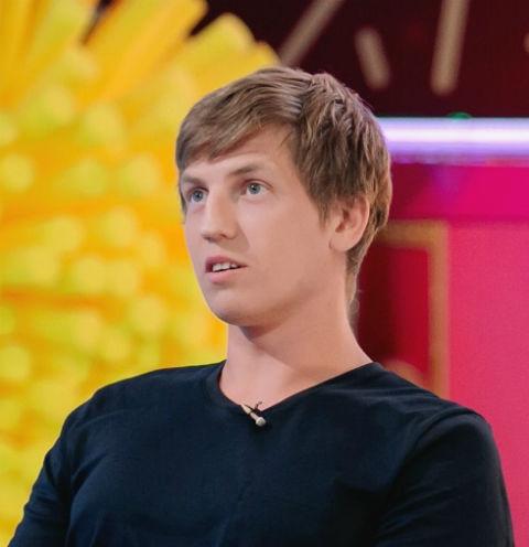 Алексей Щербаков показал подросшего сына