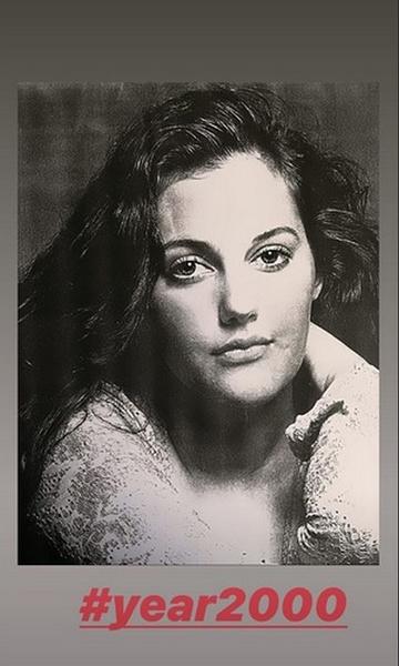 «Ни капельки не изменилась»: фото Мерьем Узерли 20-летней давности