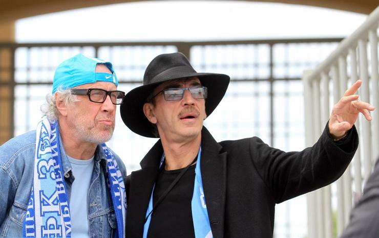 Сергей Мигицко и Михаил Боярский дружат много лет