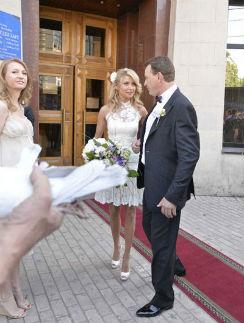 Марат Башаров женился на Екатерине Архаровой