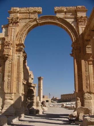 Пальмира считается главным сокровищем Сирии