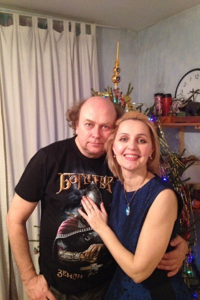 Алексей Войтюк и Татьяна Проценко