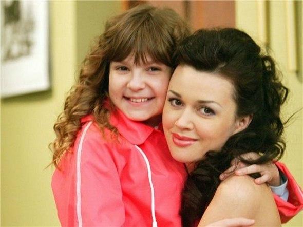 В «Моей прекрасной няне» Андреева сыграла младшую дочь продюсера Шаталина