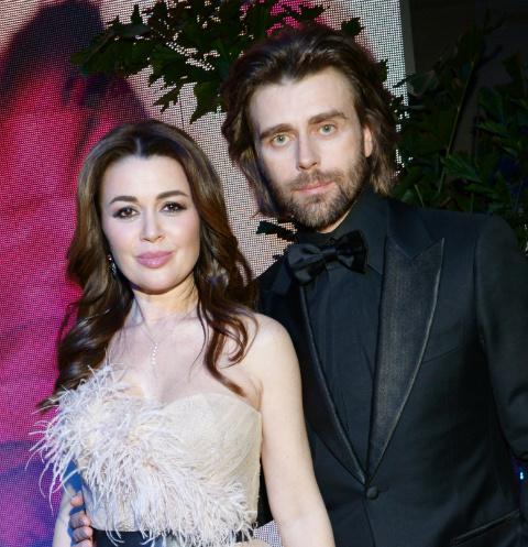 Анастасия Заворотнюк и Петр Чернышев