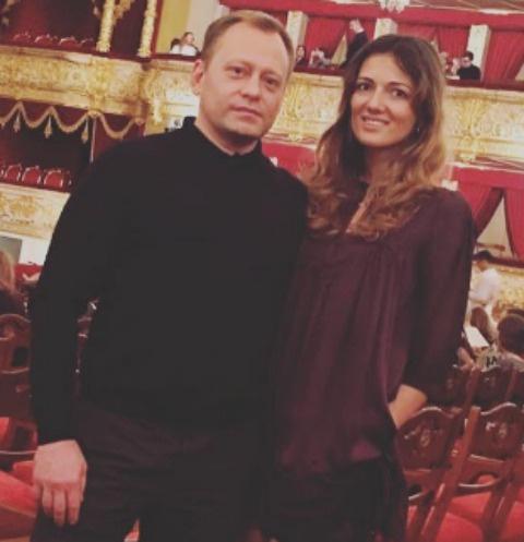 Сергей Ткаченко и Мария