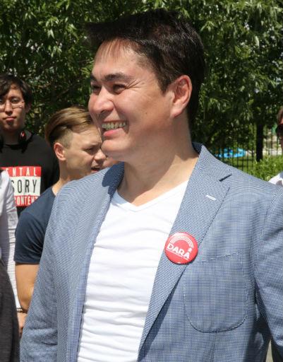 Генеральный директор Муз-ТВ Арман Давлетьяров
