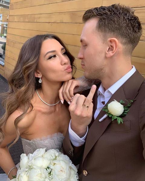 Александр и Мария Белова поженились летом 2019 года