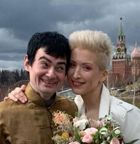 Венцеслав Венгржановский с супругой Дарьей