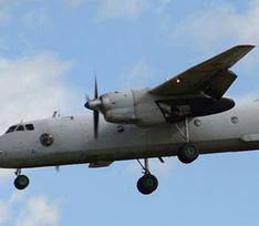 Российский самолет разбился в Сирии