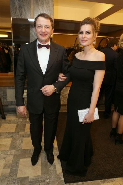 Марат и Елизавета поженились в 2016 году