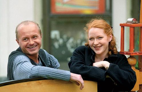 Актер прожил с женой 18 лет, но перед смертью был одинок