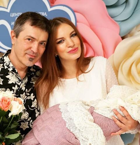 Алексей Потехин и его жена Лена