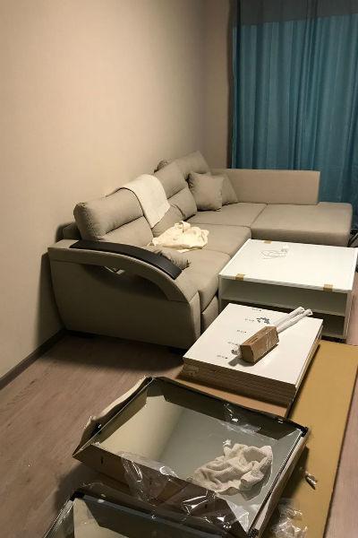 Иллюзионист планирует переехать в квартиру в ближайшие дни