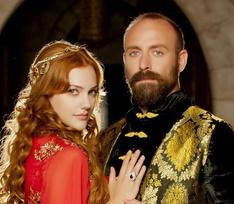 Яркие и роскошные: самые запоминающиеся свадебные платья сериала «Великолепный век»