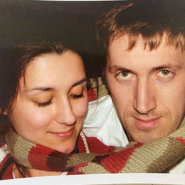 Кирилл с супругой Юлей