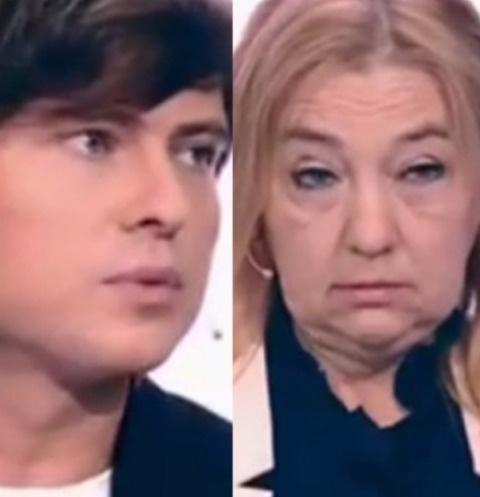 Прохор Шаляпин и Елена Никифорова
