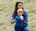Принц Георг признан иконой детской моды