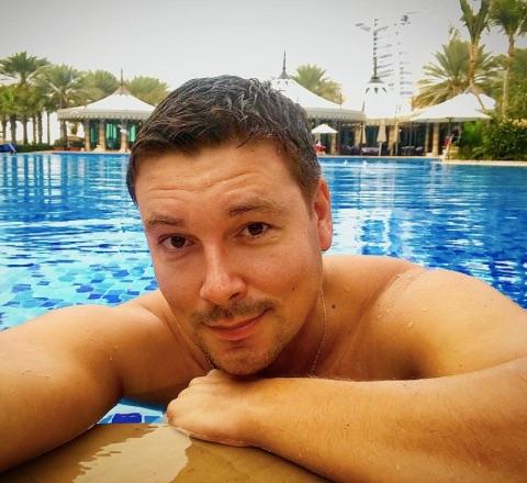 Бывший участник «Дома-2» Андрей Чуев